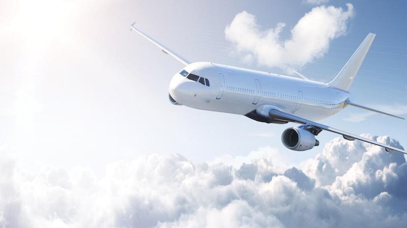 Avião em Natal