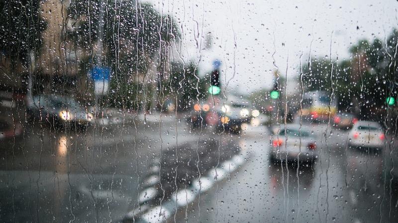 Chuva em Pipa