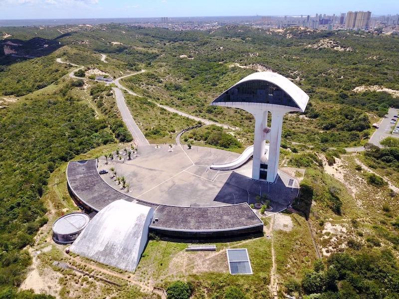 Parque da Cidade em Natal