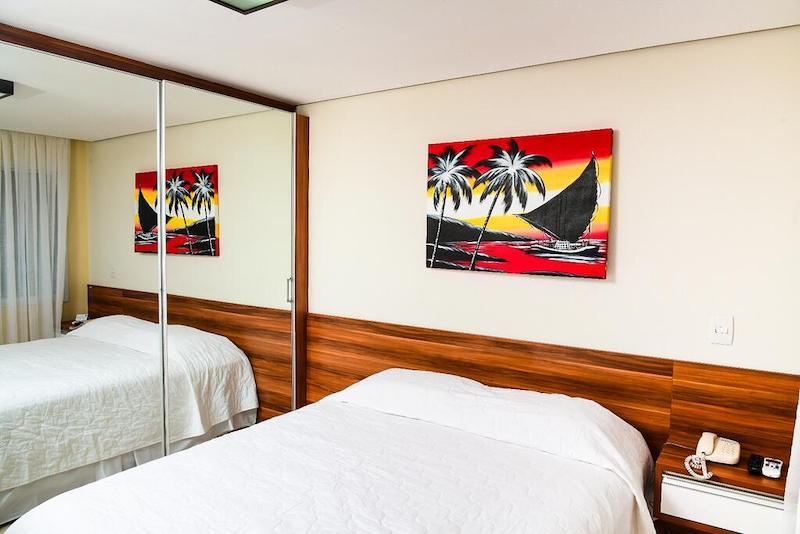 Quarto do Aquaria Natal Hotel