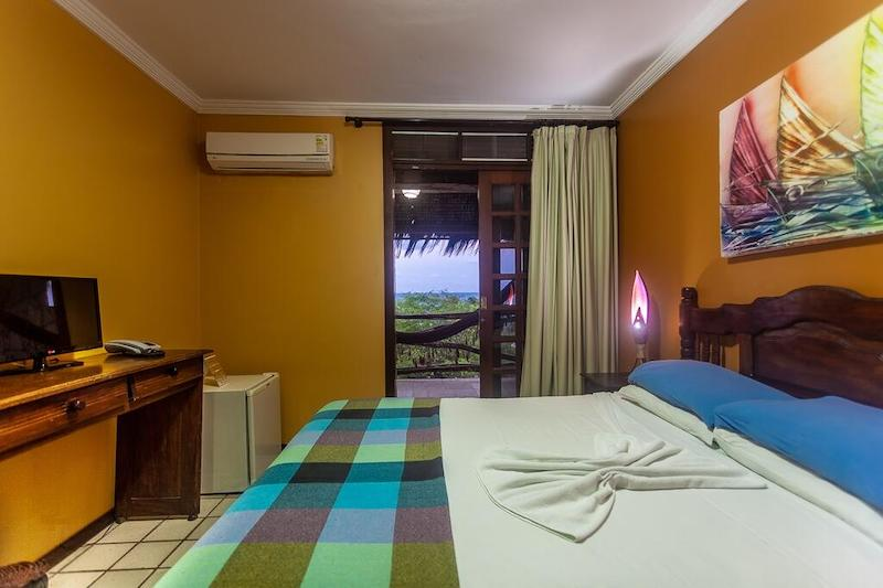 Quarto do Castelo Beach Hotel em Natal