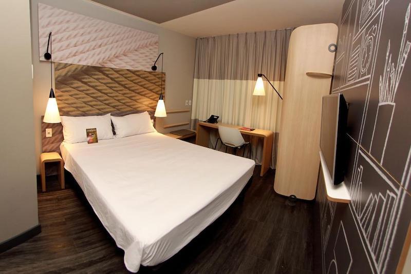 Quarto do Hotel Ibis Natal
