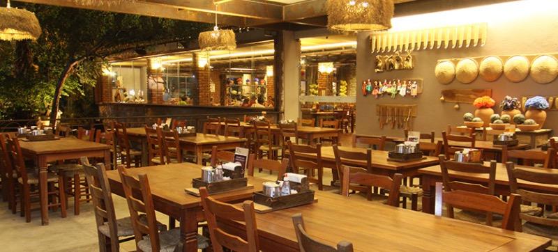 Restaurante Mangai em Natal