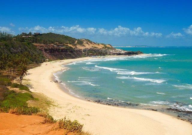 Vista da Praia de Pipa