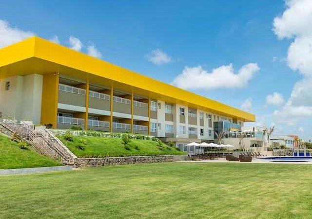 Hotéis no centro turístico de Natal