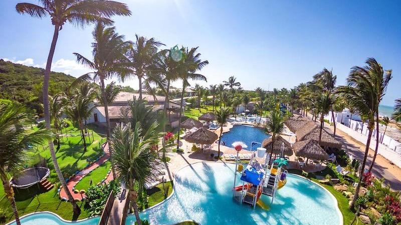 Hotéis resort em Pipa