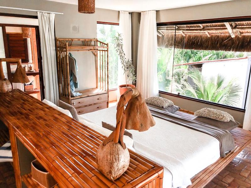 Quarto do Kilombo Villas & Spa em Pipa