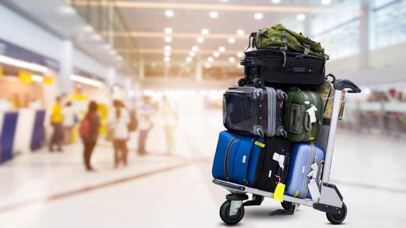 Peso das malas e quantas bagagens levar para Pipa